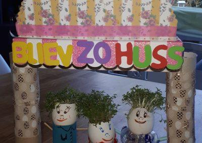 Bliev zo Huss von Luisa