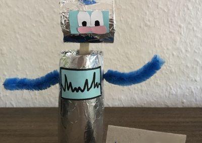 Roboter  Sobo von Anna